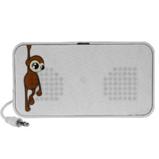 Monkey Bass Laptop Speakers