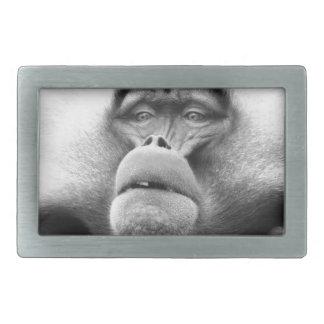 Monkey Belt Buckle