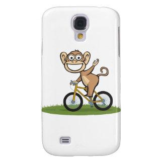 Monkey Biker Galaxy S4 Case