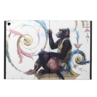 Monkey Blowing Bubbles iPad Air Cover