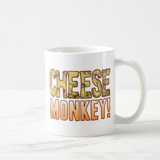 Monkey Blue Cheese Coffee Mug