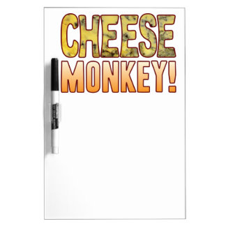 Monkey Blue Cheese Dry Erase Board