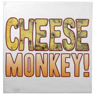 Monkey Blue Cheese Napkin
