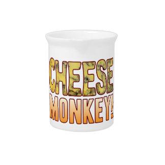 Monkey Blue Cheese Pitcher