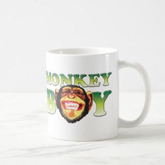 Monkey Boy Coffee Mug