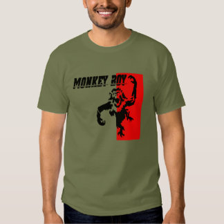 Monkey Boy T-shirts