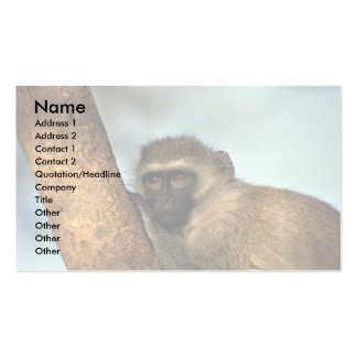 Monkey Business Cards
