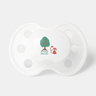 Monkey Business Baby Pacifiers