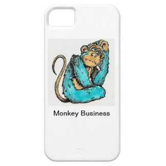Monkey Business iPhone case Cover For iPhone 5/5S