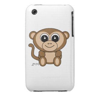 Monkey iPhone 3 Cases