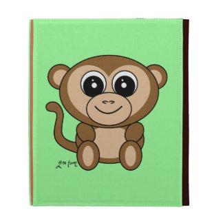 Monkey iPad Cases