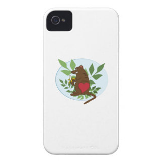 Monkey iPhone 4 Covers