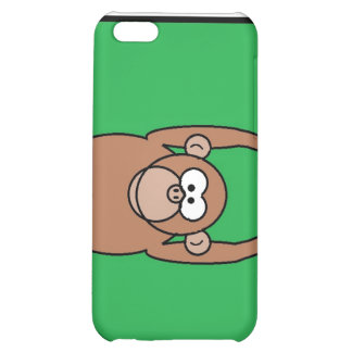 Monkey Case For iPhone 5C