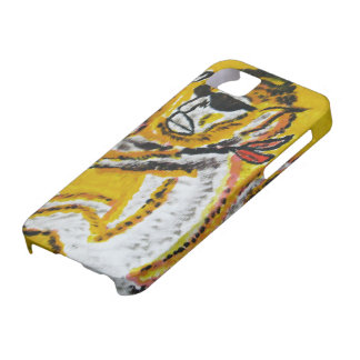 Monkey Circus Art iPhone 5 Covers