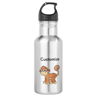 Monkey Collection 532 Ml Water Bottle