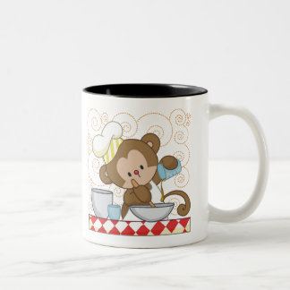 Monkey Cook Coffee Mug