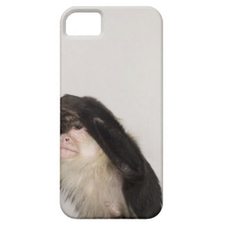 Monkey covering its eyes case for the iPhone 5