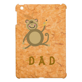 Monkey Dad iPad Mini Cover