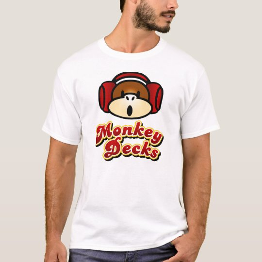 Monkey Decks T-Shirt