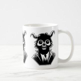 Monkey Demon Basic White Mug