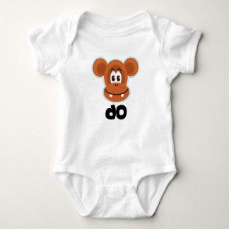 monkey_do baby bodysuit