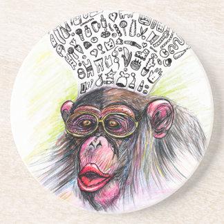 Monkey explosion. Woman Coaster
