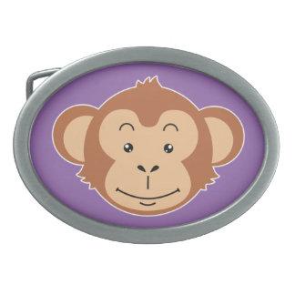 Monkey Face Belt Buckles