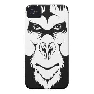 Monkey Face Blackberry Bold case