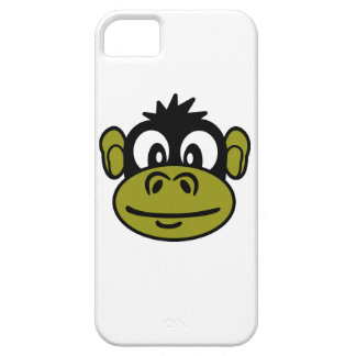 Monkey Face iPhone 5 Cover