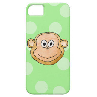 Monkey Face. Case For The iPhone 5