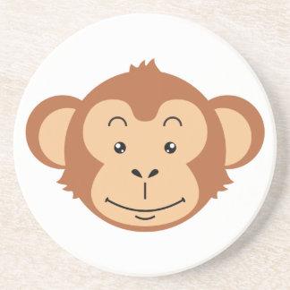 Monkey Face Coasters