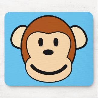 Monkey Face Mousepad