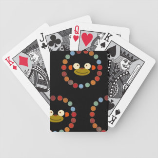 Monkey Face Playing Cards
