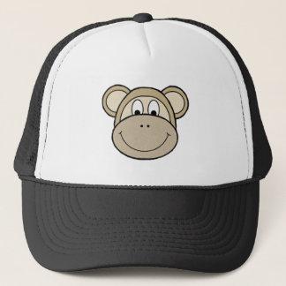 Monkey Face Trucker Hat