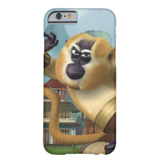 Monkey Fight Pose Barely There iPhone 6 Case
