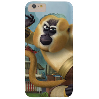 Monkey Fight Pose Barely There iPhone 6 Plus Case