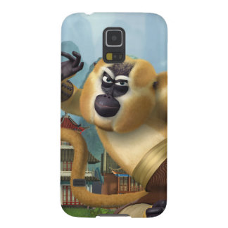 Monkey Fight Pose Galaxy S5 Covers