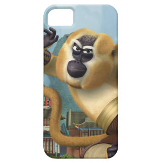 Monkey Fight Pose iPhone 5 Cover