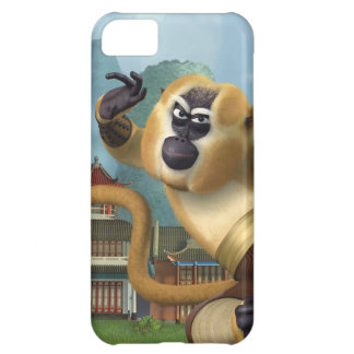 Monkey Fight Pose iPhone 5C Case
