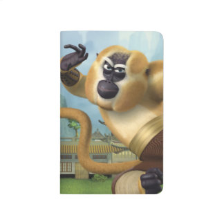 Monkey Fight Pose Journal