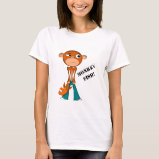 MONKEY-FISH T-Shirt