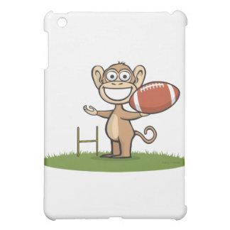 Monkey Football iPad Mini Cover