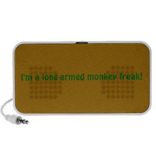 monkey freak notebook speaker