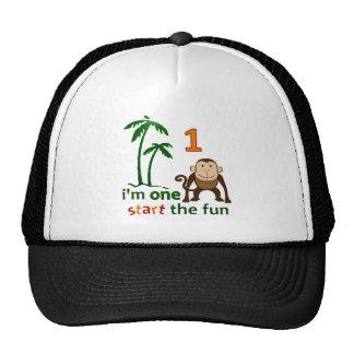 Monkey Fun One Cap