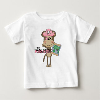 Monkey Girl Pirate Tshirts and Gifts