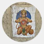 Monkey God Stickers