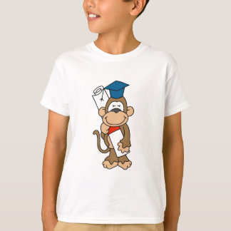 Monkey Graduate Tshirts and Gifts