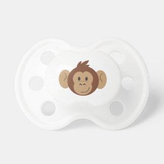 Monkey Head BooginHead Pacifier