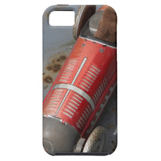 Monkey in a toy car iPhone 5 covers