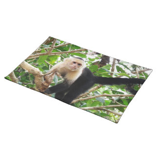 Monkey in Costa Rica Placemat